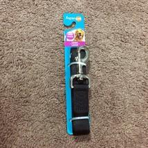 NEW Aspen Pet BLACK Nylon Swivel Clip Dog Pet Leash Very Durable 5ft - L... - $10.54