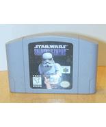 Star Wars: Shadows of the Empire Nintendo 64 - $24.95