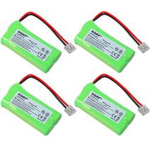 4x HQRP Phone Battery for AT&T BT18433 BT28433 BT184342 BT284342 DS6111 ... - $19.45