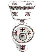 Mexican Toilet - $550.00