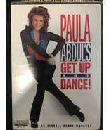 Paula Abduls Get Up and Dance (DVD, 2003) FITNESS NEW SEALED FREE SHIP - $18.33