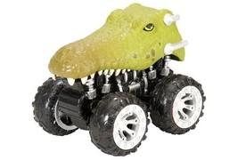 Toy Motor Headz Gator Design Push Action Truck - $11.95