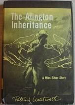 Miss Silver THE ALINGTON INHERITANCE Patricia Wentworth hcdj A Main Line... - $16.00