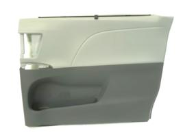 Rear Door Trim Panel Passenger 67680-08270-B0 Toyota Sienna 2019 2018 20... - $222.71