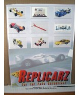 Model Car Catalog Replicarz For the Auto Enthusiast 2002 Summer master c... - $8.99