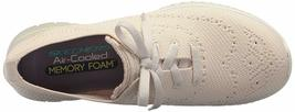 NEW Skechers Womens Natural Mesh Wave Lite-Pretty Philosophy Memory Foam Shoes 9 image 4