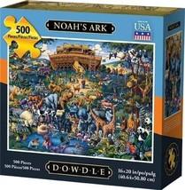 NOAH'S ARK - Traditional Puzzle - 500 pieces
