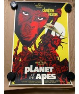PLANET OF THE APES MONDO 24x36 Poster by Francesco Francavilla /250 - $113.95