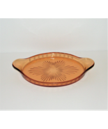 Paden City Depression Glass Amber Vanity Tray - $55.00
