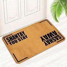 DoubleJun Sashay Away Shantay You Stay Floor Rug Indoor/Front Door Mats Home Dec image 3