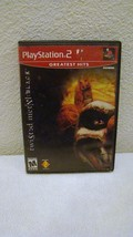 2004 Sony Playstation 2 - Twisted Metal Black Greatest Hits Rated M for ... - $9.25