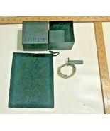 VINTAGE CONTEMPORARY COSTUME JEWELRY J CREW FAUX RHINESTONE STRETCH BRAC... - $49.95