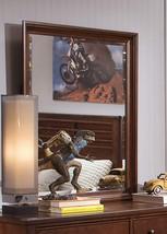 Liberty Furniture 628-BR50 Chelsea Square Mirror, 32' X 1' X 38', Burnis... - $220.79