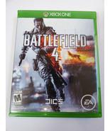 Battlefield 4 Microsoft Xbox One, 2013 game - $19.80
