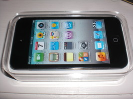 Apple iPod touch 4th Generation Black, 32 GB, MC544LL/A (Worldwide Shipp... - $247.49