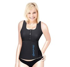 UltraComfy Sweat Vest - Corset Waist Trainer Sauna Vest AB Belt For Weig... - $11.69