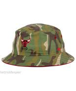 CHICAGO BULLS - 47 BRAND NBA BASKETBALL WOODROW BUCKET STYLE CAP HAT - L/XL - $20.85