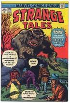 Strange Tales #175 Marvel Comics Group (Torr the most murderous BEAST-MAN of all - $3.91