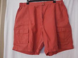 Womens  Sz 18 100% cotton Woolrich Jasper shorts - $14.84
