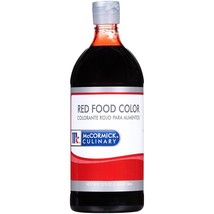 McCormick Culinary Red Food Color, 32 fl oz - $16.94