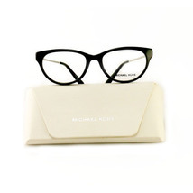 Michael KORS (Black 8003 3005) New Authentic EYEGLASSES (51-17-135) - $56.05