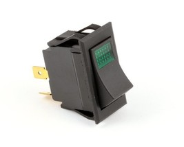 Carter Hoffmann 18602-0160 120 Volt 20 Amp Green On/Off Switch - $100.97