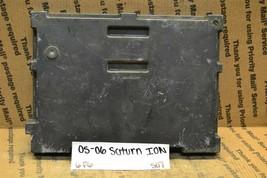 2005-2006 Saturn Ion Engine Control Unit ECU 12589999 Module 507-6F6 - $26.99