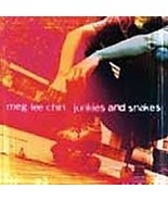 Junkies and Snakes [EP] by Meg Lee Chin(CD-2000,Sexy Beat Records)NEW-Sh... - $19.99