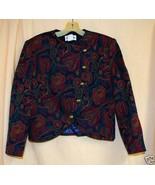 1960's Paisley Beautiful Suit Jacket 38   - $28.88