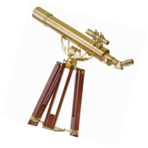 Celestron Ambassador 80 AZ Brass Telescope - $16.841,03 MXN
