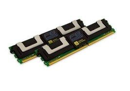 Kingston Technology 4GB Kit (2x2GB) 667MHz DDR2 SDRAM Memory for Fujitsu (KFJ-BX - $61.97
