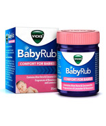 10 X VICKS BABY RUB SOOTHING VAPOR SOOTHING VAPOR OINTMENT COMFORT 25 ML... - $38.60