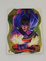 1995 Fleer Ultra X-Men Hunters & Stalkers Chase Card Marvel 8/9 White Magneto - $4.81