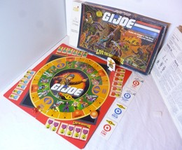 Gi Joe Action Force Board Game Vintage 1986 2 - 4 players Great Games - $11.72