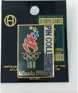Vintage Olympic Games Atlanta 1996 100 Pin Collector Pin New - $12.82