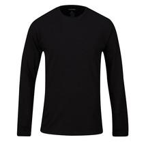 Men' Pack 2 Long Sleeve T-Shirt, Black, X-Large.. - £33.44 GBP