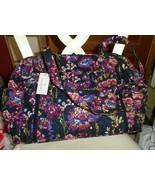 Vera Bradley baby bag in Midnight Wildflowers - $75.00