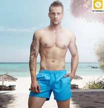 Board Shorts For Men Quick Dry Summer Casual Active Sexy BeachSurf Swimi... - $12.70+