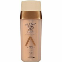 Almay Healthy Glow Makeup & Gradual Self Tan, Light/Medium  ----B2 - $7.03