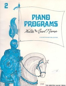 Mainstreams Piano Programs Book 2 Walter Noona