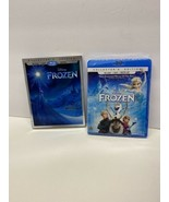 Frozen [2017] Blu-Ray+DVD+Digital; Disney Movie Club Exclusive Slipcover... - $19.79