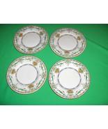 4 Vintage Royal Doulton The Ormonde Bread Plates H3191 NICE - $64.35