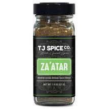 Za'atar (Zatar/Zaatar/Zahtar) Seasoning Blend by TJ Spice Company | 1.8 oz | Tra - $7.91