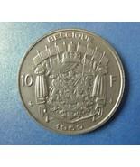 Gc1-2. Belgique Belgium Coin 10 Francs 1969 Belgium Coin - $2.36