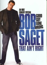 """BOB SAGET - THAT AIN""""T RIGHT NEW DVD - $69.60"""
