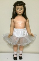 """LOT of 3 Petticoat Slip Puffy with lace for Patti playpal or 35"""" - 36"""" doll - $26.93"""