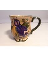 Granada Home Footed Coffee Cup Mug Lovely No Chips Or Cracks - $7.69