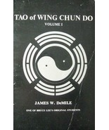 RARE 1979 TAO OF WING CHUN DO BY JAMES W. DEMILE KARATE KUNG FU MARTIAL ... - $100.00