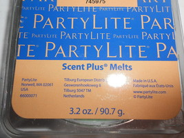 Partylite Wax Melts (New) Garden Mint - $9.68