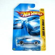 2008 Hot Wheels New Models '07 Shelby GT-500 #01/40 Blue Variation w/stripe - $7.91
